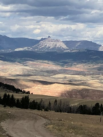 Guidebook to Fremont County from the Ranch