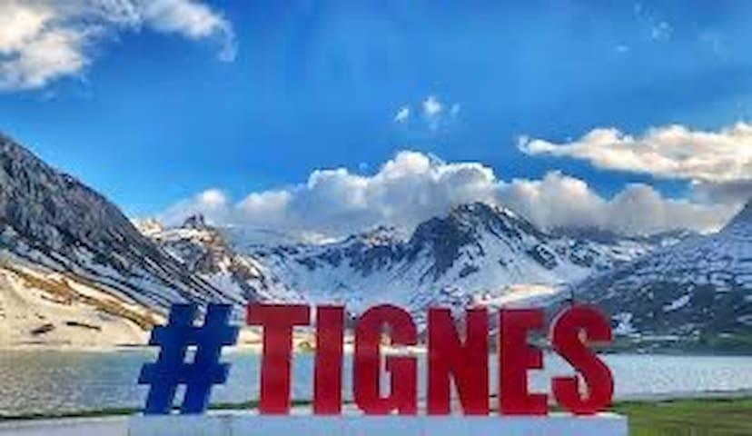 Guidebook for Tignes