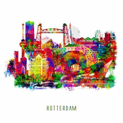 Een kleine selectie uit het grote Rotterdam!