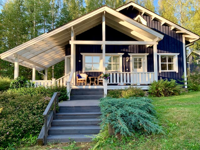 Blueberry Villa by Saimaa Lakeside Guidebook