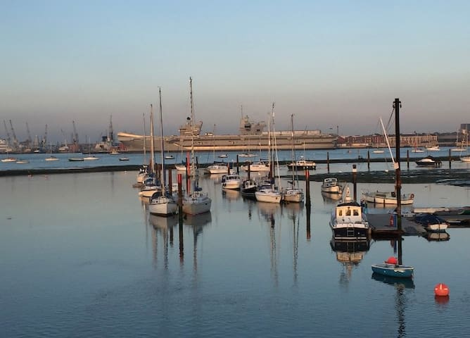 Glorious Gosport and the Surrounding Area!