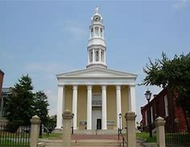 Guidebook to Petersburg, VA