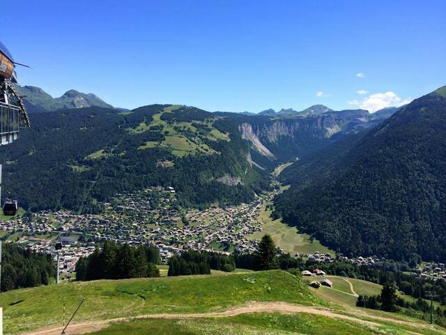 Welcome to Morzine - Summer