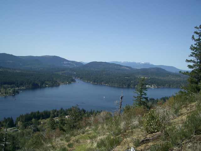 Shawnigan Lake and Surrounding Areas