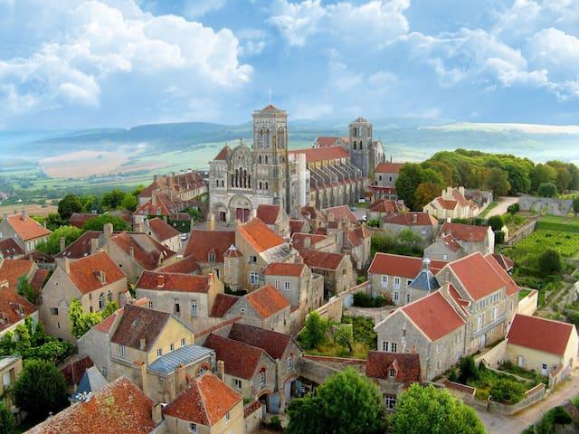 Guide du vacancier à Foissy-les-Vézelay