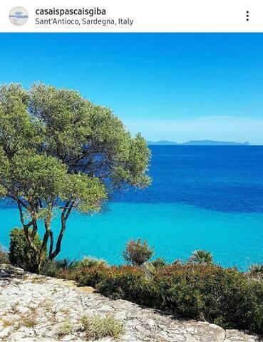 La Sardegna che parla genovese
