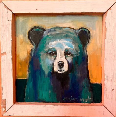 Blue Bear Hideaway Guide Book