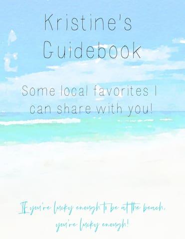 Kristine's guidebook to Okaloosa Island!
