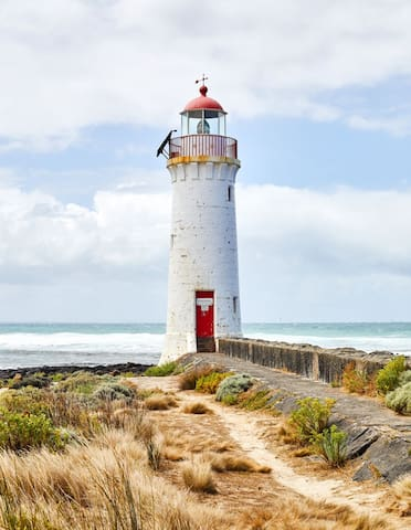 Alexis's guidebook to Port Fairy