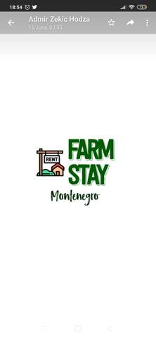 Guidebook of Farm Stay Montenegro