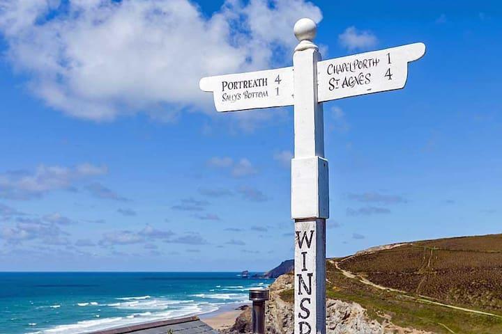 Porthtowan and Cornwall Guidebook