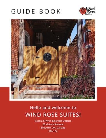 Wind Rose Suites   Sharon's Guidebook