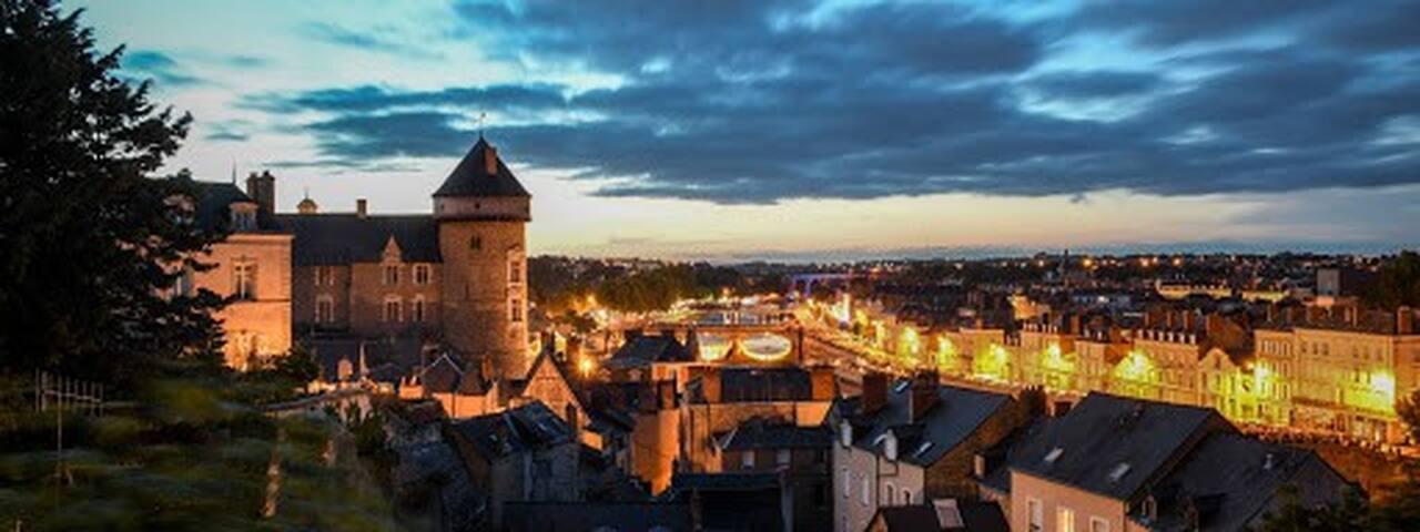 Laval et La Mayenne