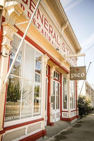 Pico Cottage guidebook