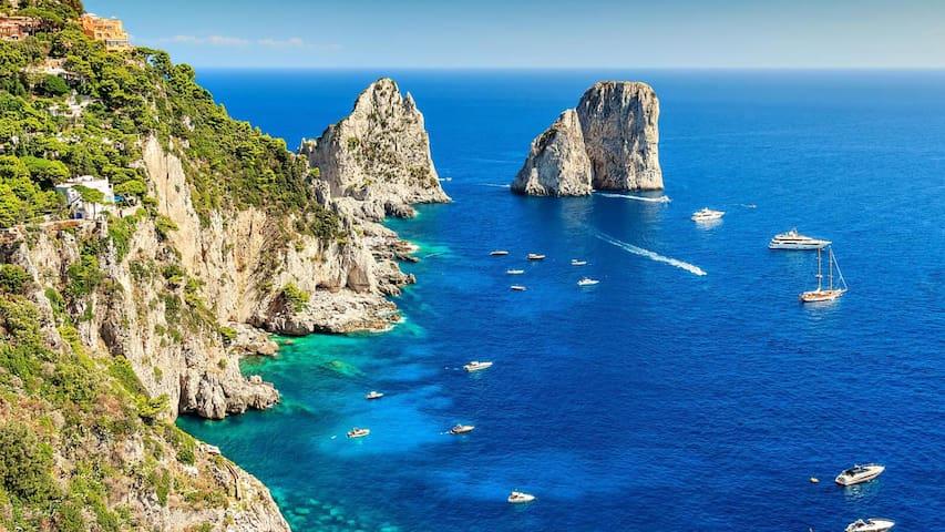 La guida di Gennaro: cosa fare a Capri.
