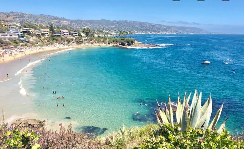 Cali's best beach - Laguna Nigel