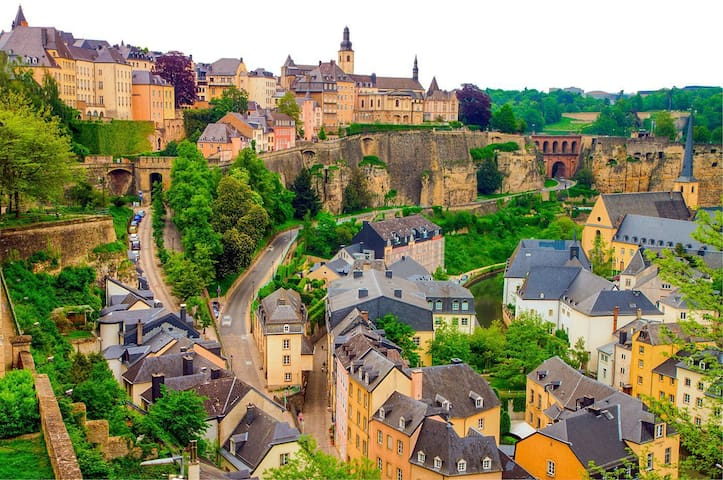 Guidebook Luxembourg