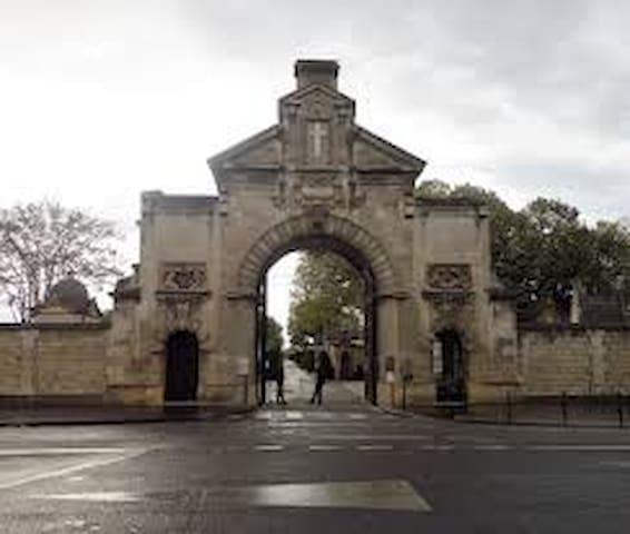 Guide d'Odile pour Bordeaux