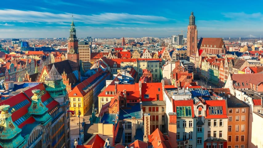 Guide to Wroclaw