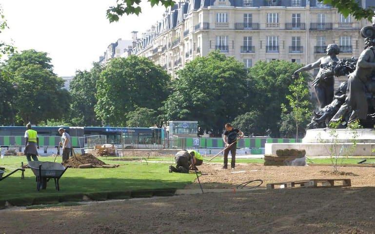 Escapade Parisienne à Nation