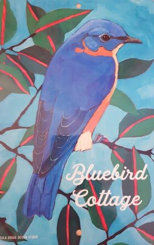 Bluebird Cottage Guidebook