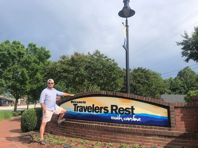 Our Guide to the Travelers Rest Area