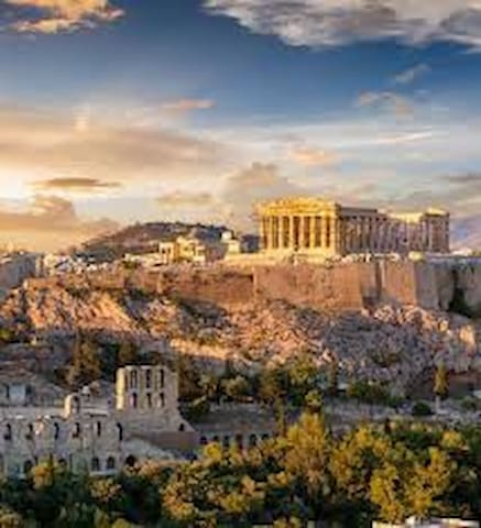 Polytimon Travel Guide to Athens