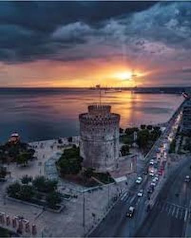 Salonica downtown