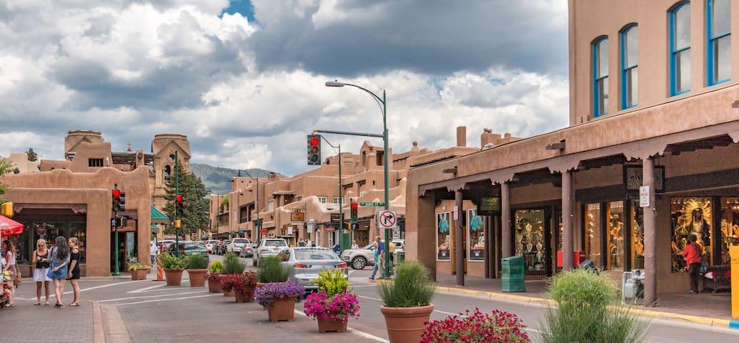 Santa Fe Area Guide