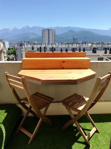 Grenoble : La Capitale des Alpes !
