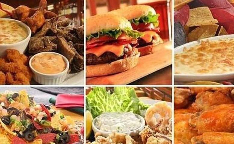 Restaurantes comida a domicilio