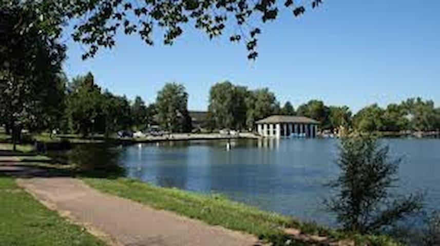 Britany's Wash Park and Denver Guidebook