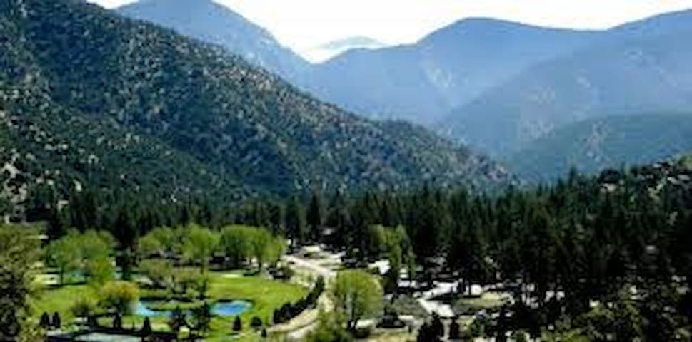 Pine Mountain Club--A Mountain Retreat with a Faraway Feeling