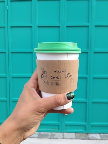 Karen coffeelover- best places