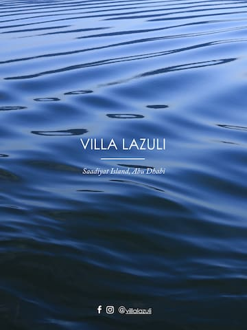 Villa Lazuli - Area Guide