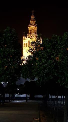 Guidebook for Sevilla