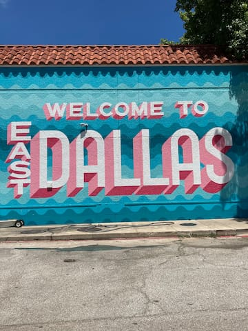 My East Dallas Spots! Food, Outdoors, Shopping, & more.