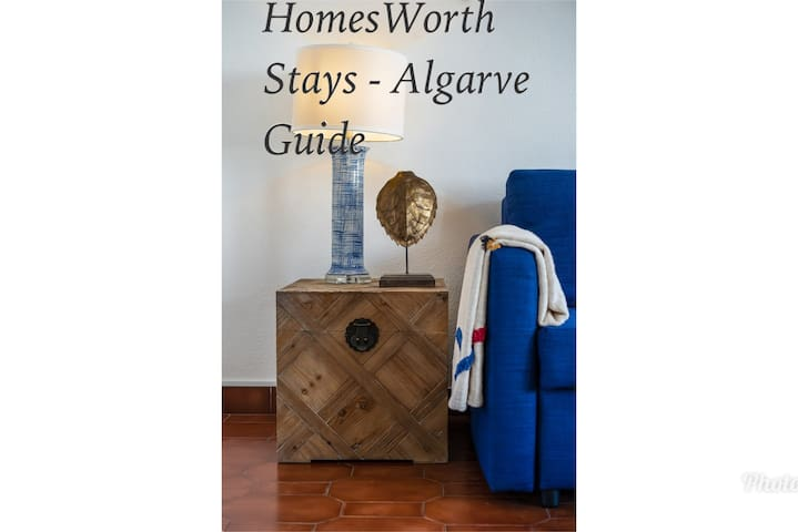 HomesWorth Stays's Guidebook