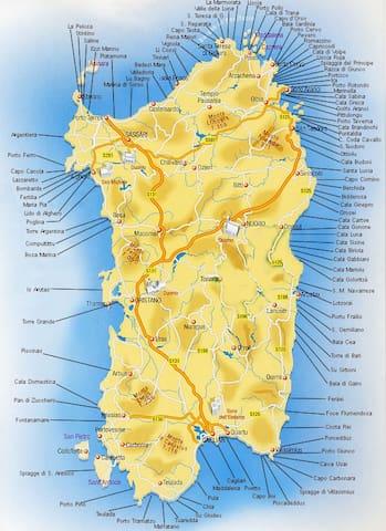 Stefano's Sardinia