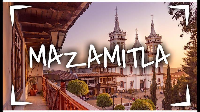 Guidebook for Mazamitla