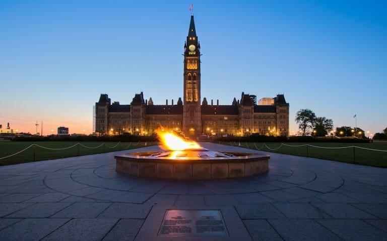 Corporate Stays's guidebook Ottawa
