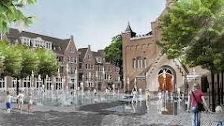 Toerisme omgeving Hoogeveen