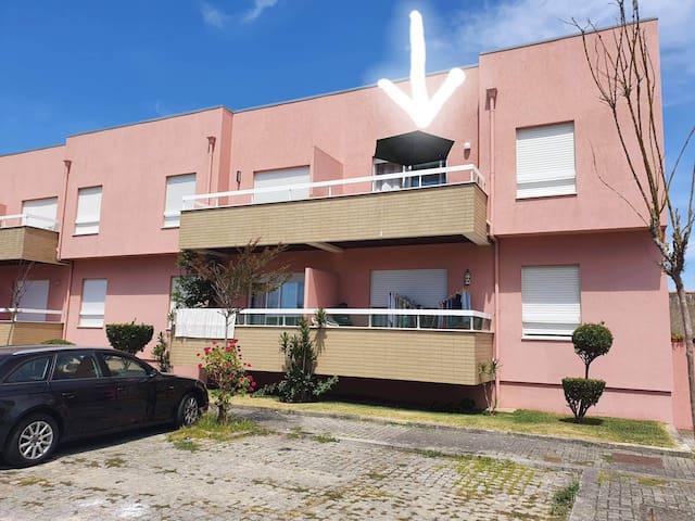 Guia Apartamento Edifício Rosa