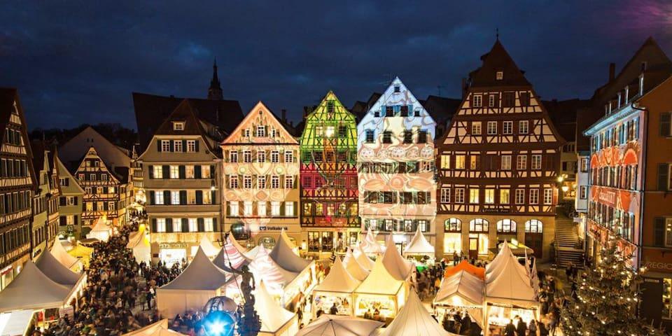 My favorites in and around Tübingen