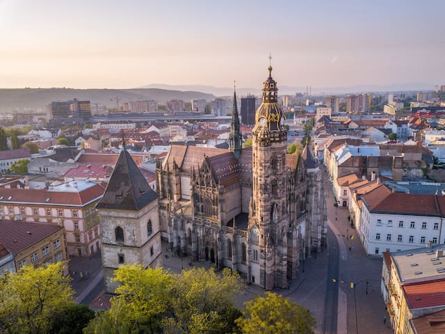 Roel's Guidebook for Kosice and the Region