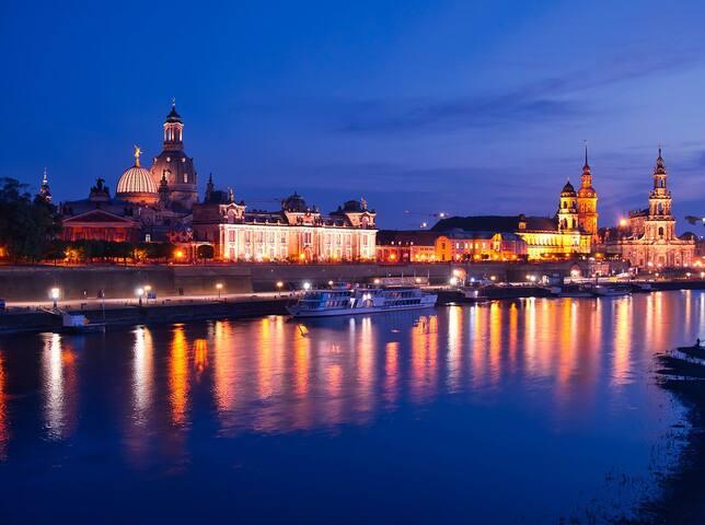 Dresden - Entdecken Sie das Elbflorenz!