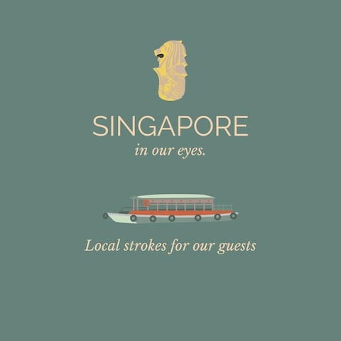 Local strokes for all things Singapore