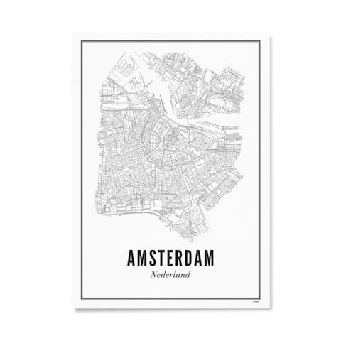 Guidebook for visitors at Amsterdam Loft