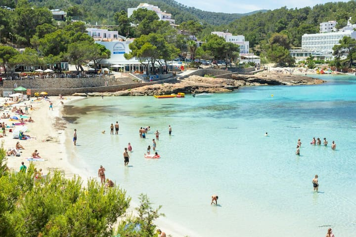 Playas del Norte de Ibiza