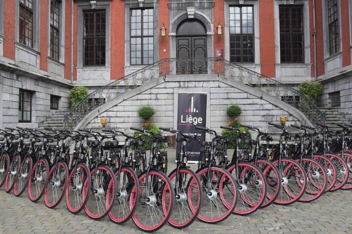 Locations de vélos à Liège